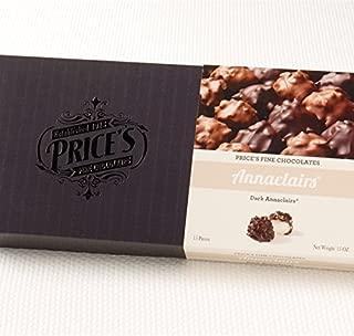 Price's Fine Chocolates Dark Annaclairs 15oz