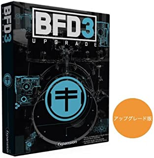 FXpansion / BFD3 Upgrade from BFD2 w/ USB 2.0 Flash Drive (BFD 3 USBメモリ アップグレード版) ドラム音源
