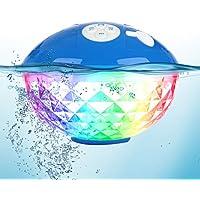 Blufree Portable IPX7 Waterproof Floatable Bluetooth Speaker