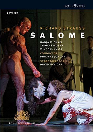 Richard Strauss - Salome [2 DVDs]