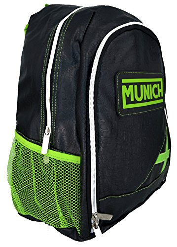 Copywritte Munich Relieve Mochila, Color Negro