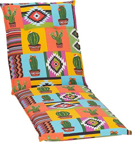 Beo Gartenmöbel Auflage Mexiko für Gartenliegen BE912 Tijuana