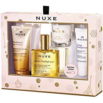 Nuxe - Estuche de regalo huile prodigieuse: Amazon.es: Belleza