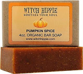 Pumpkin Spice 4oz Natural Bar Soap by Witch Hippie