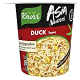 Knorr Asia Noodles Duck Taste, 1 Portion ( 1 x 65g ) (Lebensmittel & Getränke)