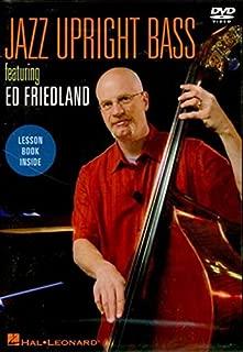 jazz upright bass ed friedland
