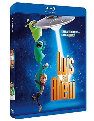 Luis e gli Alieni ( Blu Ray)