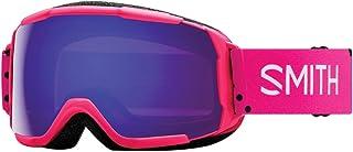 18f710d652 Smith GROM – Gafas de esquí Unisex niño, Pink Monaco