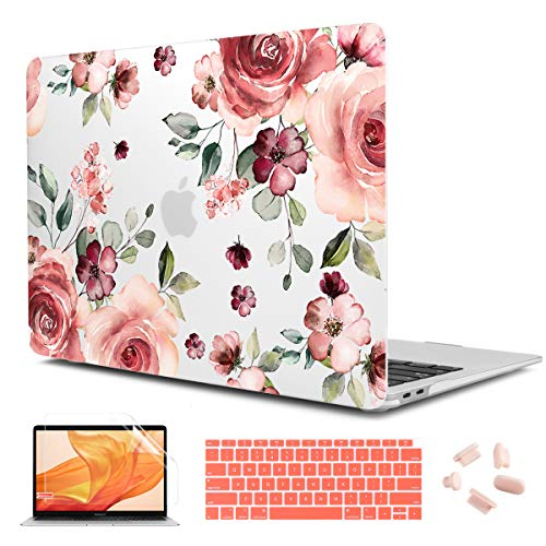 Best Review Of CiSoo MacBook Air 13 inch Case 2020 2019 2018 Release A2179 A1932, Matte Laptop Hard ...