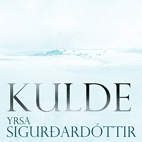 Kulde audiobook cover art