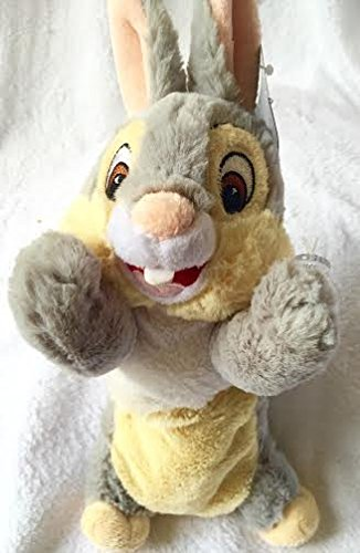 Disney Bambi - Thumper Lapin pelucheux peluche douce étui à crayons