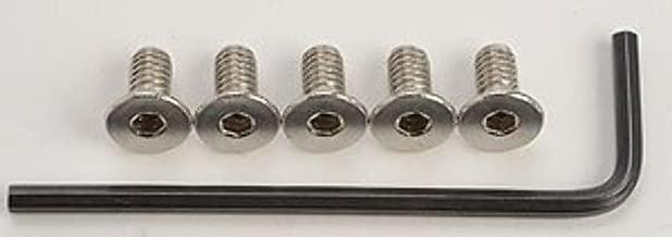 American Racing Wheels 970076 Replacement Cap Screw Set - 5 Screws & Key