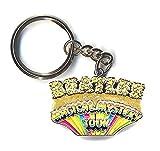 Photo de Générique The Beatles Porte-Clés Keychain Magical Mystery Tour Nouveau Officiel Size One Size