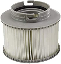 WERTAZ Cartucho de filtro para bombas de piscina, modelos MSPA, filtro de agua, filtro de circulación para spa, accesorios de spa