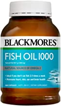 Blackmores Fish Oil 1000mg (400 Capsules)