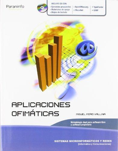 Aplicaciones ofimáticas (Informatica (paraninfo))