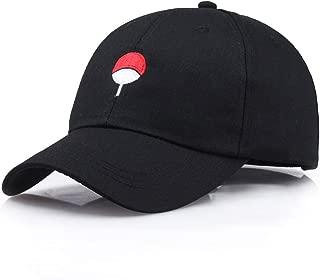 Anime Naruto Hat Embroidery Baseball Cap Hats Cosplay Caps Hip Hop Snapback Flat Caps