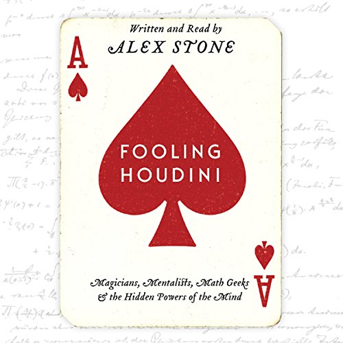 Fooling Houdini audiobook cover art