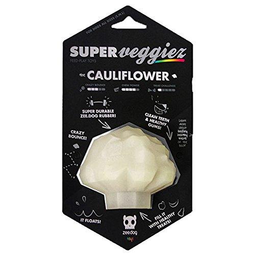 Zee.Dog The Cauliflower Jouet pour Chien