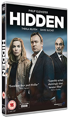 Hidden [DVD] [UK Import]