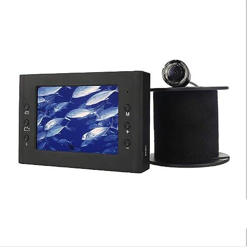 Détecteur de Poisson, caméra vidéo sous-Marine visuelle Haute définition HD 1000 Lignes de détection de Profondeur, 15 mètres