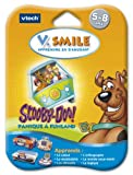 VTech - Cartouche de jeu V.Smile (Motion) Scooby-Doo - 84045