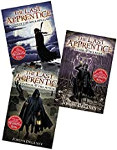The Last Apprentice Set of 3 Books (Book One: Revenge of the Witch ~ Book Two: Curse of the Bane ~ Book Three: Night of the Soul Stealer)