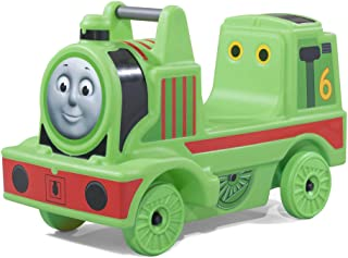 Step2 Percy The Small Engine Coaster Car | Thomas The Tank Engine Roller Coaster Ride On Car