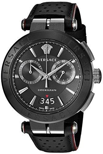 Versace Reloj analógico para Hombre de Cuarzo VBR030017
