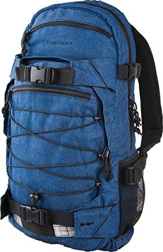 FORVERT Backpack Denim Louis, Light Blue, 50.5 x 26.5 x 12 cm, 19.5 Liter, 880530