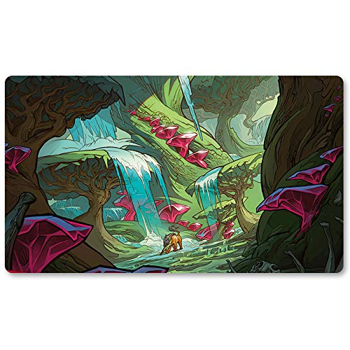 ZAGOTH TRIOME - Board Game MTG Playmat Table Mat Games Size 60X35 cm Mousepad Play Mat for TCG CCG Yugioh Magic The Gathering