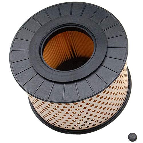 vhbw Filter (1x Luftfilter) passend für Atlas-Copco LF 100, LG 160 D, LG 300 Rüttelplatte
