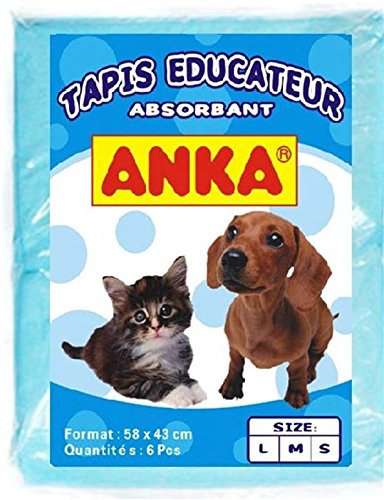 Anka - Tapis éducateur x 6