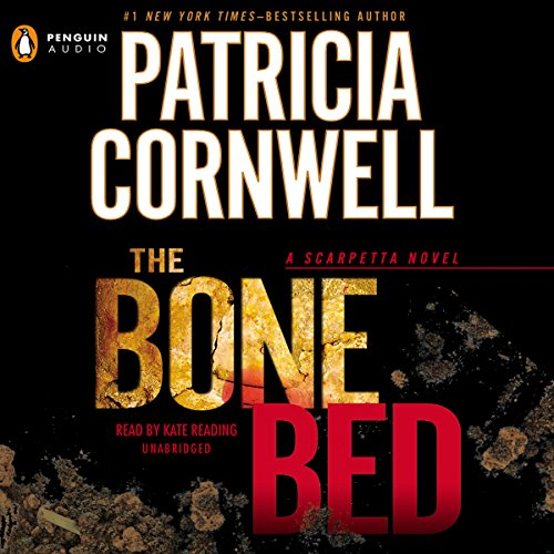 The Bone Bed audiobook cover art