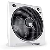 Tecvance Box - Ventilator/ Windemaschine mit 4-Stufen und Timer, GS-geprüft