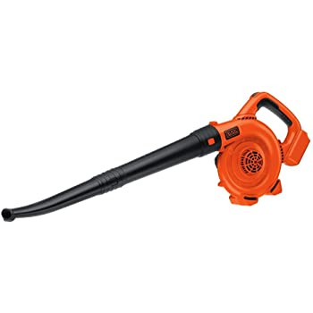 BLACK+DECKER LSW20B 20V MAX Lithium Ion Sweeper, Tool Only