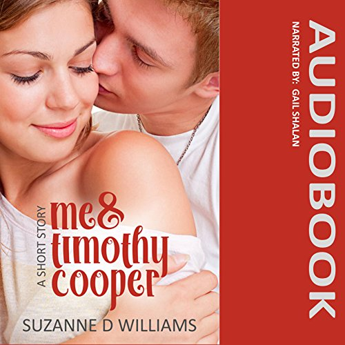 Me & Timothy Cooper audiobook cover art