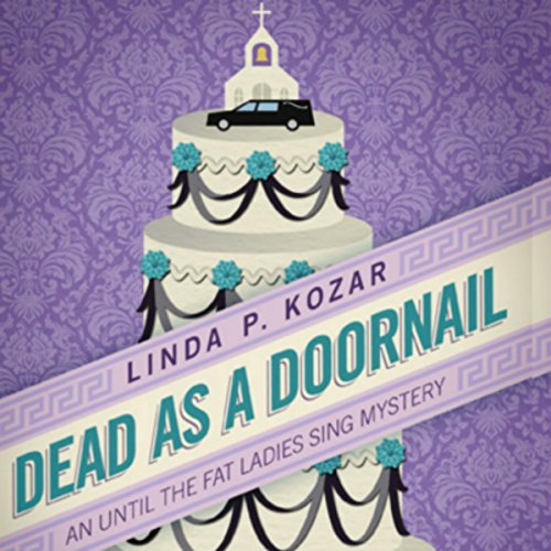 Dead As a Doornail audiobook cover art