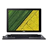 Acer Switch 5 SW512-52 Detachable Notebook - (Intel Core i5-7200U, 8GB RAM, 256GB SSD, 12' 2160x1440 IPS Multi-touch Display, Aluminium)