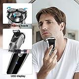 Zoom IMG-1 nwouiiay rasoio elettrico uomo wet