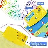 Immagine 1 wostoo tappeto musicale tappetino per