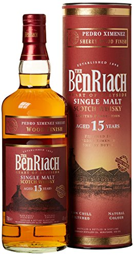 Benriach Pedro Ximinez 15 Years Whisky (1 x 0.7 l)