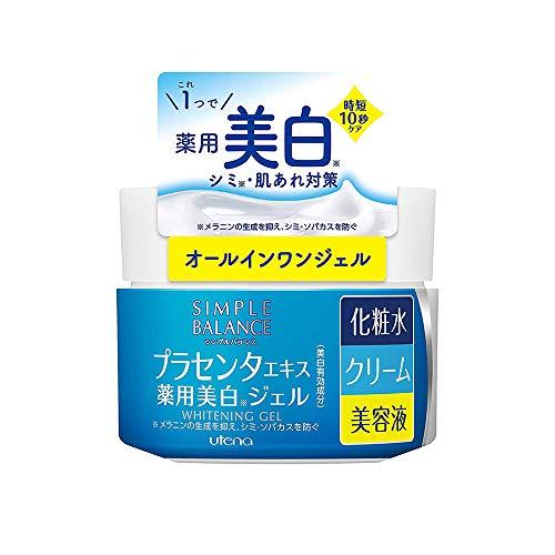 Utrena Simple Balance White Gel - 100g