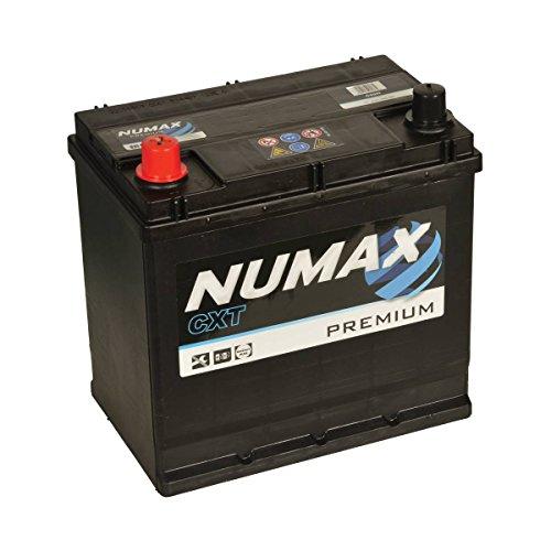 Numax Premium 049H Batterie Voitures, 12V 45Ah 300 Amps (En)