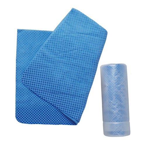 超吸水セームタオル Sサイズ ブルー TOOL517 TOOL517