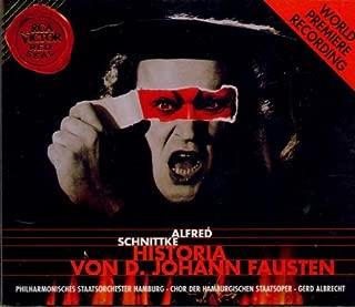 Schnittke: Historia Von D. Johann Fausten