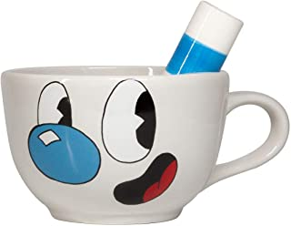 Cuphead Collectibles | Ceramic Molded Mugman Cup | 20 oz