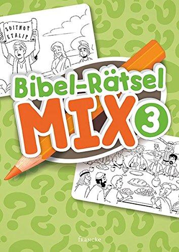 Bibel-Rätsel-Mix 3