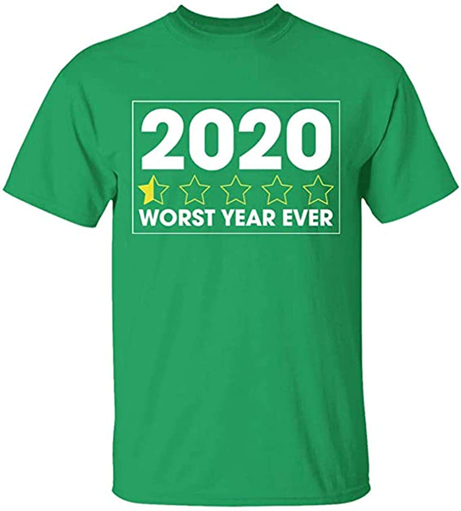 HebeTop Austin 1 year warranty Mall 2020 Very Bad Would Not Recommend Star Rating T-Shirt 1