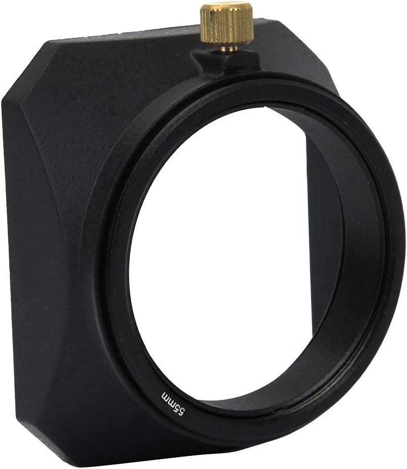 OFFicial store Nannigr Lens Hood Light- Square OFFicial mail order Rectangular